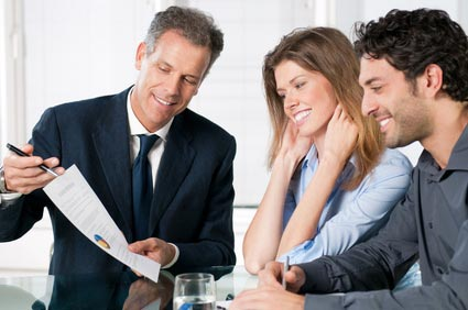 Services for insurance agents